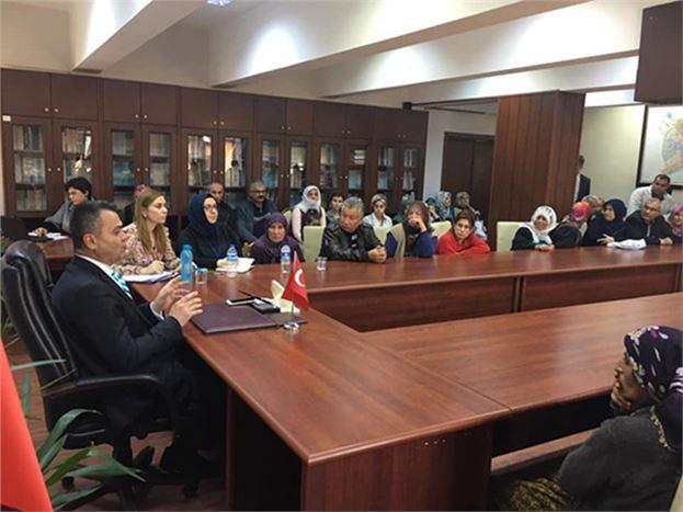 'Halk Günü' Toplantılarının 7.si Yapıldı