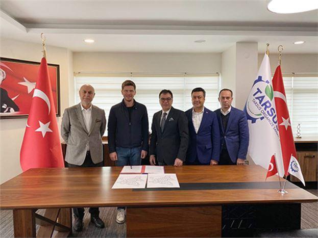 Tarsus OSB'ye Büyük Destek, Seçer Tarım A.Ş.'den Geldi