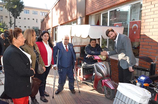 """Ali Boltaç, """"Engellileri Bir Gün Değil,Her Gün Hatırlamak Gerekir"""""""