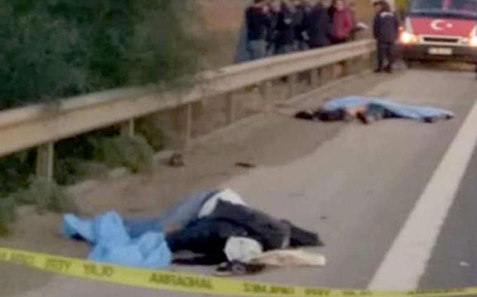 4 Kişinin Öldüğü Kazaya Karışan Sürücü Rize'de Yakalandı