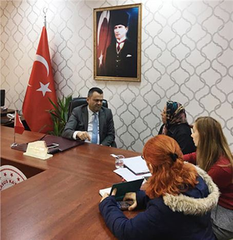 'Halk Günü'Toplantısına 64 Vatandaş Katıldı