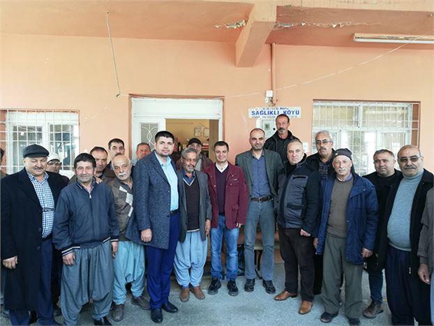 CHP'liler, 3 Günde 33 Mahalleyi Ziyaret Etti