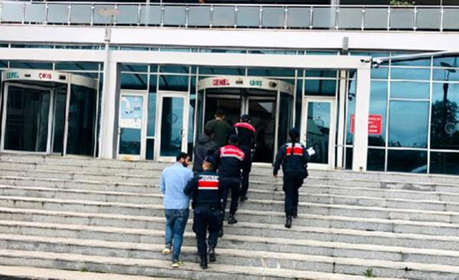 Sulama Vanası Hırsızlığına 3 Tutuklama Geldi