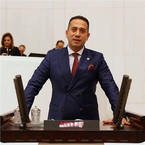 """CHP'li Başarır, """"Mersin ve İskenderun Limanları Yandaş Şirketlere Peşkeş Çektiriliyor"""""""