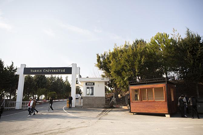 Tarsus Üniversitesi Öğrencileri, Çorba Büfesine Kavuştu