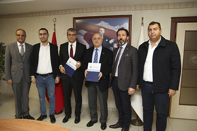 MTSO ile Tarsus Üniversitesi Arasında İşbirliği Protokolü İmzalandı
