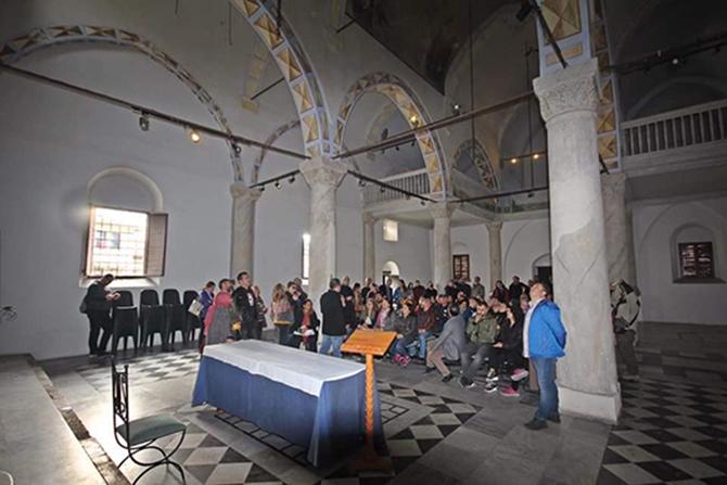 Müze Müdürlüğüne Bağlı Birimler Geçen Yıl Ziyaretçi Akınına Uğradı