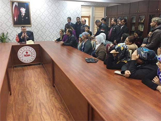 Halk Günü Toplantılarının 15.si Yapıldı