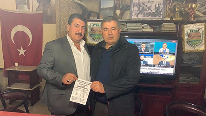 Tarsus Avcılık Atıcılık İhtisas Spor Kulübünün Yeni Başkanı Belli Oldu
