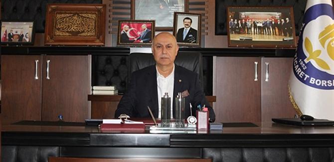 Başkan Murat Kaya, 'Ülkemiz Üzerinde Kara Bulutlar Dolaşıyor, Tam Birlik Olma Zamanı'