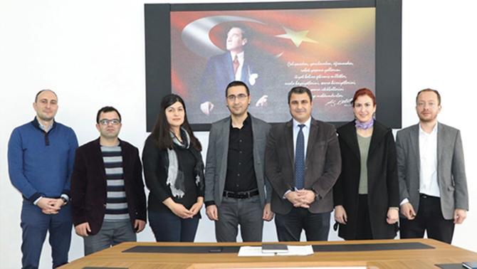 Tarsus Üniversitesi Proje Ofisi Oluşturuldu