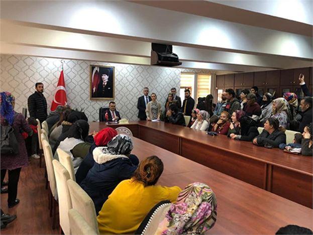 'Halk Günü' Toplantısının 17.si Yapıldı