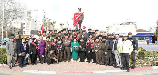 Kuvayi Milliyeciler, 69. Yılını Kutladı