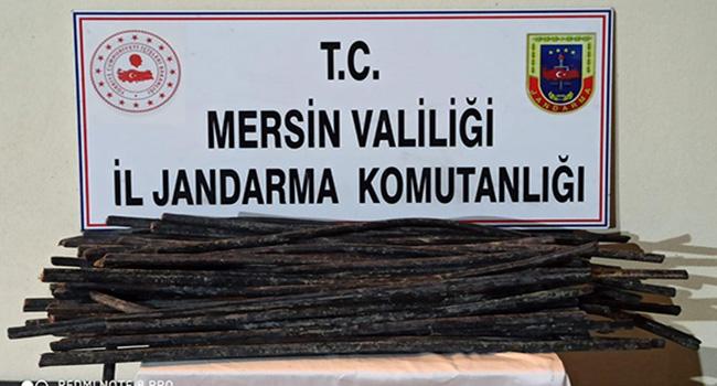 Enerji Nakil Kablosu Çalan Hırsızlar Tutuklandı