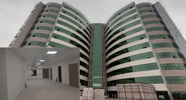 Yeni Devlet Hastanesi Yapımı Son Hızla Devam Ediyor