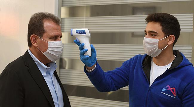 Büyükşehir'den Korona Virüs Açıklaması