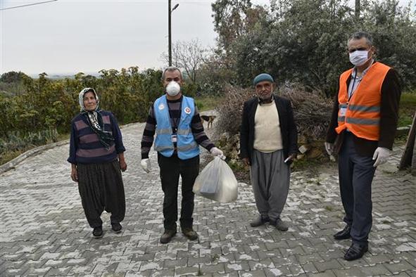 Tarsus Müftlüğü 118 Mahallede Vatandaşın Hizmetine Koştu