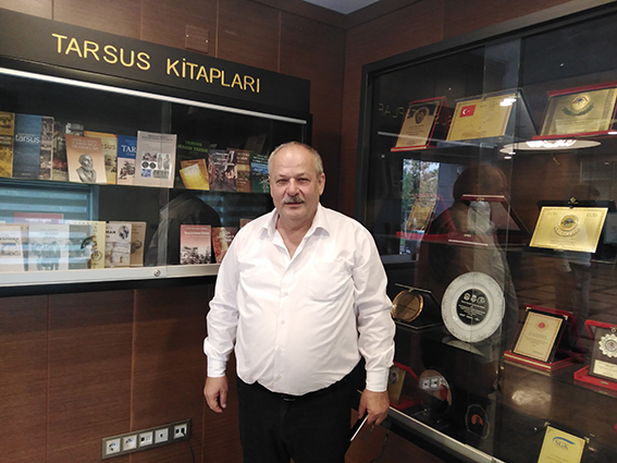 Başkan Ali Tavman, Tarsus'ta 700'e Yakın  Küçük Esnaf ve İşletme Geçici Olarak Kapatıldı