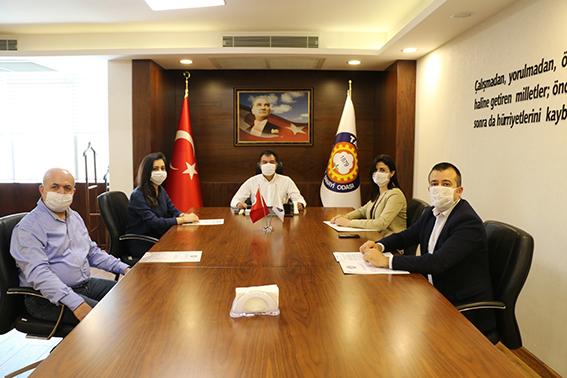 Tarsus TSO'da 'Nefes Kredisi Tanıtım Toplantısı' Yapıldı
