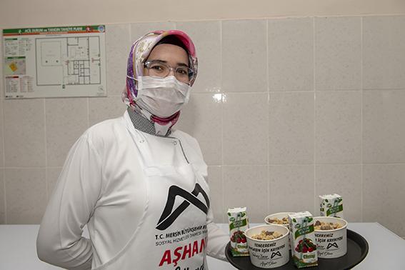 Aşhane'de Çıkan Yemekler 200 Bin Kişiye Ulaştı