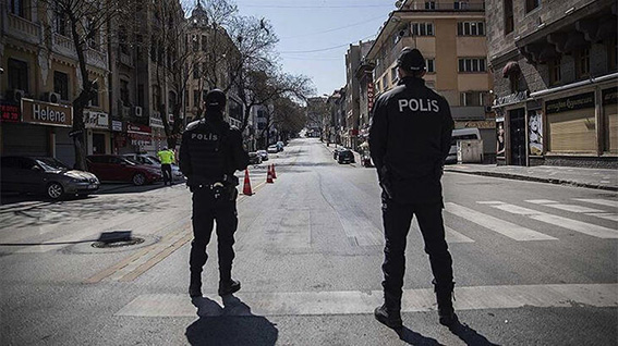 Mersin ve Tarsus'ta Sokağa Çıkma Yasağı Uygulanmayacak
