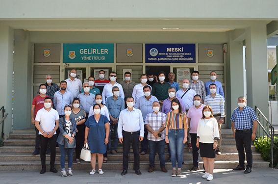Tarsus CHP'den Askıda Fatura Kampanyasına Destek