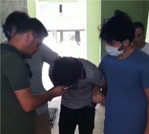 Polisi arayan yaşlı kadın dolandırılmaktan kurtuldu
