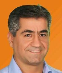 AK Parti Tarsus İlçe Başkanı Hasan Podak Oldu