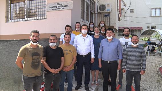 Tarsus Duatepe Mahallesi Gönüllüleri, 86 Faturayı Askıdan Aldı