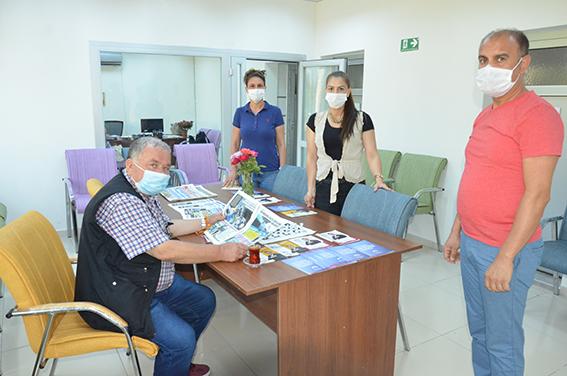 Tarsus Emekli Evi Hizmete Açıldı