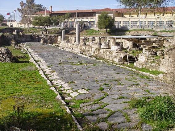 Antik Roma Yolu, Kültür ve Turizm Bakanlığına Tahsis Edildi