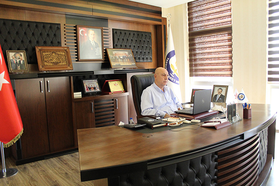 Borsa Başkanı Kaya, Üyelerimizle Sahada Her Anı Paylaşıyoruz