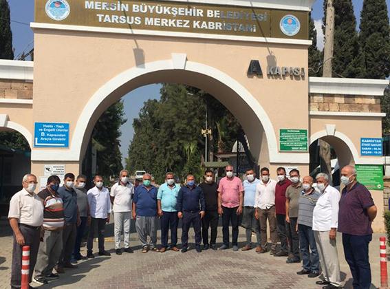 20 Muhtar'dan Nevruza Ziyaret