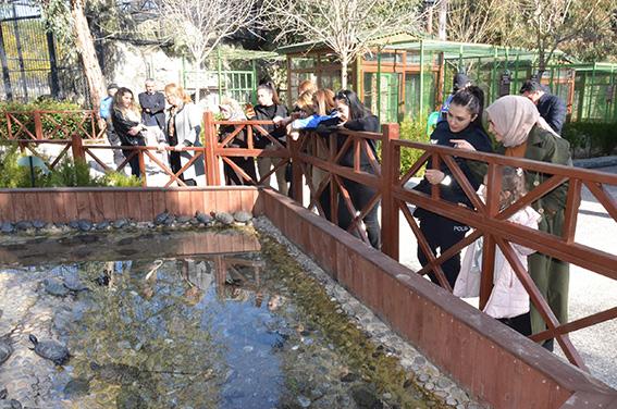 Tarsus Doğa Parkı, Pazartesi Kapalı