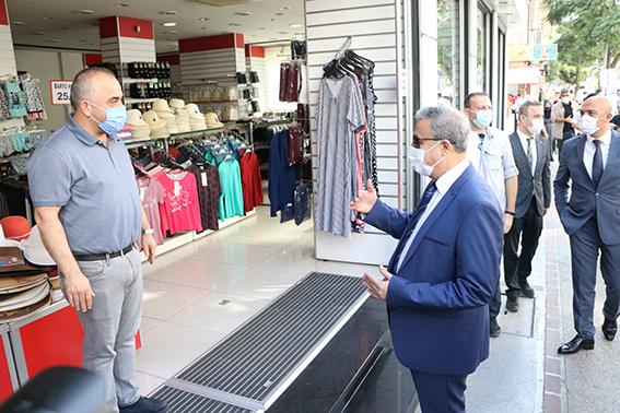 Mersin Valisi Su: 'Akraba ve Ev Ziyaretlerini Bir Süre Erteleyelim'