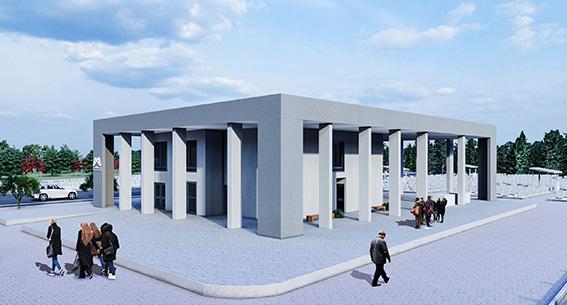Eshab-ı Kehf Mezarlığı 2021 Yılın'da Tamamlanacak