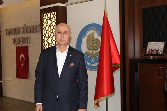 Başkan Murat Kaya'dan, 29 Ekim  Cumhuriyet Bayramı Kutlaması