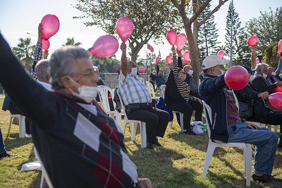 Emekli Evi Üyelerine 'KOAH' Bilgilendirmesi