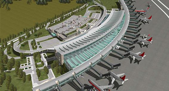 Çukurova Bölgesel Havaalanı Üstyapısı İhalesi Yapıldı