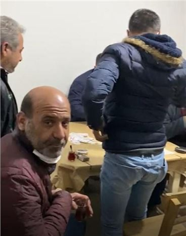 Tarsus'ta Kumar Oynayan 12 Kişi SuçÜstü Yakalandı