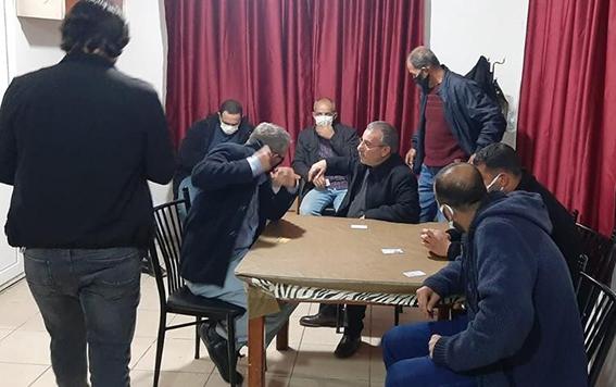 Tarsus'ta Kumar Oynayan 40 Kişiye 126 Bin Lira Ceza