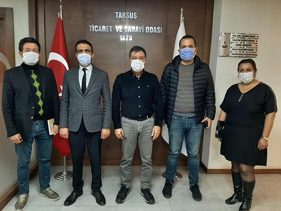 TOBB'un Tarsus'a Yaptıracağı  Okulun İnşaatına Başlanacak