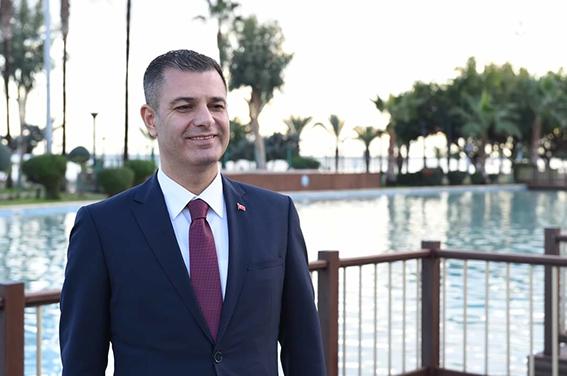 """CHP Tarsus İlçe Başkanı Av. Ozan Varal """"Halka Hizmet Değil, Yandaşa Rant Ulaştıracak Bu Hükümet 20 Yılda Bunu Bize İspatladı!"""""""
