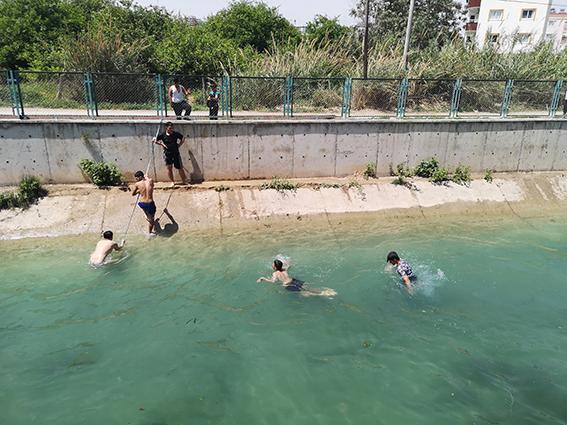Tarsus'ta Tehlikeli Serinlik