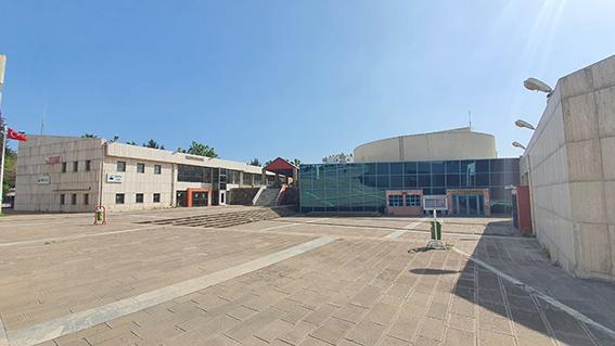 Tarsus Kültür Merkezi Halen Atıl Durumda Tahsisi Büyükşehir Belediyesine Verilemez mi?