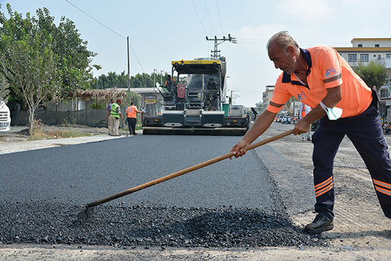 Büyükşehir Belediyesi, Tarsus'ta Dezavantajlı Mahallelerde Çalışmalarını Sürdürüyor