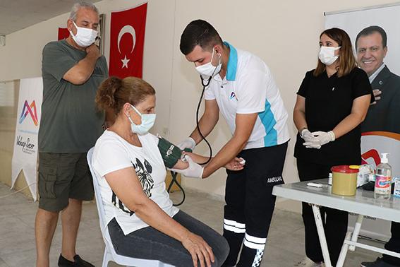 Tarsus'ta Halk Sağlığı Eğitimleri'ne Başlandı