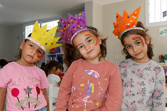 Tarsus'ta Kız Çocukları, Atölye  Etkinlikleriyle Öğrenirken Eğlendi