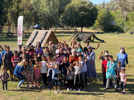 Tarsus Gençlik Kampı'nda Cumartesi  Günleri Halk Günü Etkinlikleri Devam Ediyor