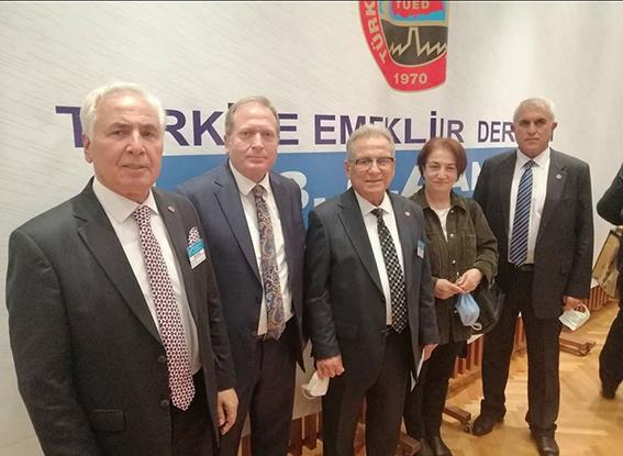 TÜED Genel Merkez Olağan Genel Kurul Toplantısı Yapıldı